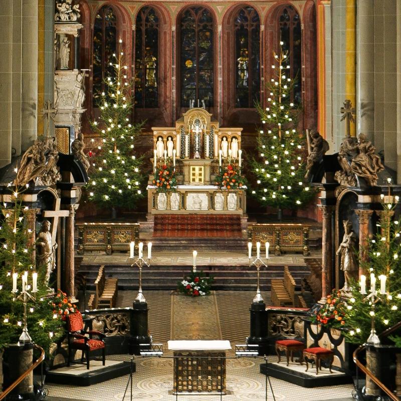 Weihnachten am Bonner Münster